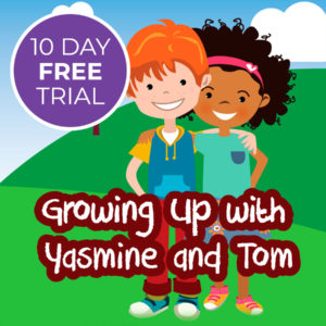 Yasemine and Tom Trial